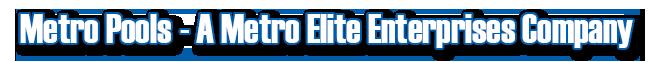 MetroPools Logo