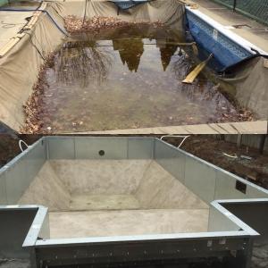 Pool Renovation - Butler, NJ, Metropools