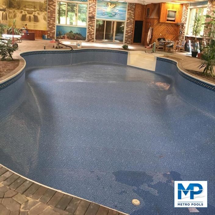 Westmilford New Jersey Pool Liner, Metropools