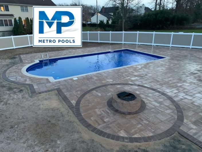 Inground Pool Installation NJ - Fairfield