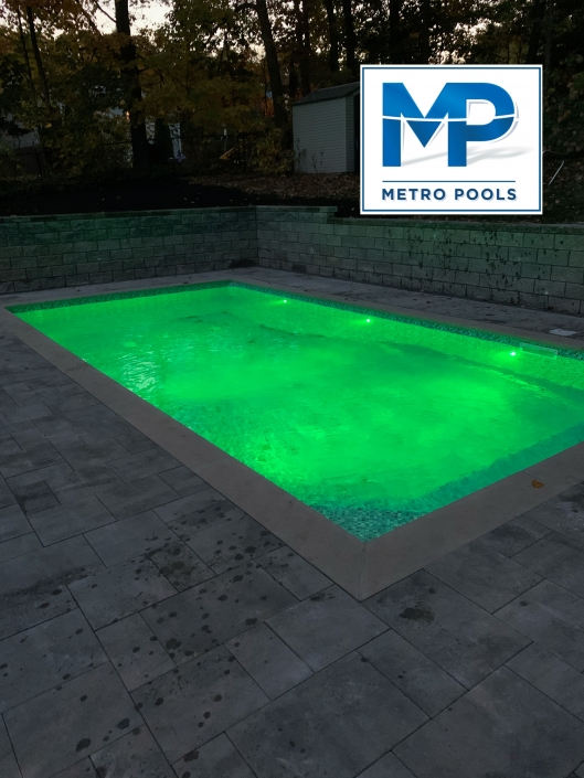 Ingroung Pool Installation NJ - Butler
