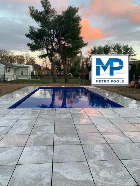Pool Installation NJ - Fairfield